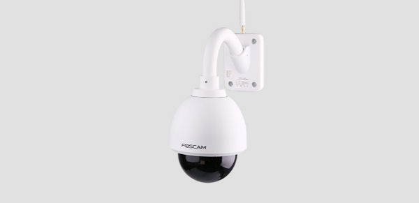 CAMERA WIRELESS FOSCAM FI9828W IP EXTERIOR PTZ 2