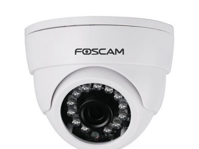 CAMERA WIRELESS FOSCAM FI9851P IP DOME INTERIOR