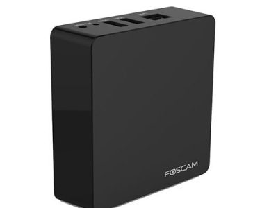 NVR 4 CANALE FOSCAM FN3004H HD