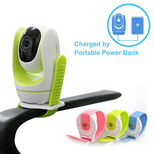 CAMERA WIRELESS FOSCAM FOSBABY 5