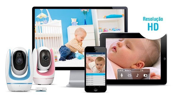 CAMERA WIRELESS FOSCAM FOSBABY 3